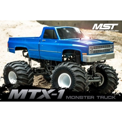 Mst Cmx MTX-1 Monster Truck Brushless R /C 1 /10 4WD RTR