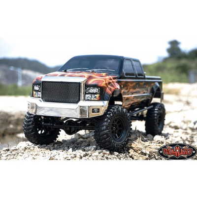 RC4WD Terrain RTR Scaler Truck with Crusher Body Set