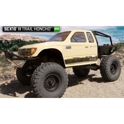 Axial Scx 10 II Trail Honcho 4wd 1/ 10 Scaler RTR AX90059