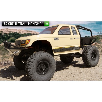 Axial SCX10 II™ Trail Honcho 1 /10th Scale Electric Crawler 4WD RTR