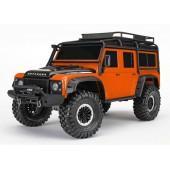Traxxas TRX4 Land Rover Limited Orange