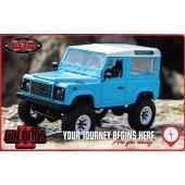 Rc4wd 1/ 18 Gelande 2 Land Rover D90 Blue