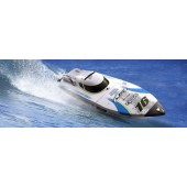 Kyosho JetStream 600 Type 2 EP Race Boat Rc Readyset