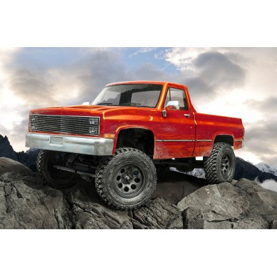 Mst Cmx C10 Pickup 4WD RTR Orange 1 /10