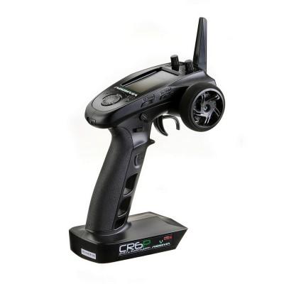 Absima CR6P Radio Pistola 6 Canali con Ricevente