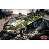 Rc4wd Beast II Camion 6x6 Radiocomandato in metallo 1/14 kit