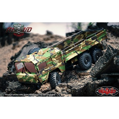 Rc4wd Beast II 6x6 Truck Kit 1/14 Scale