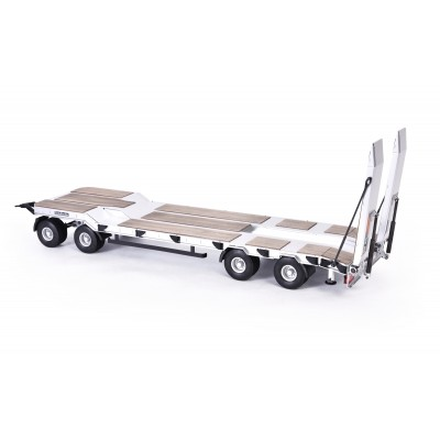 Low Loader RC Trailer Goldhofer TU4 RTR Lights