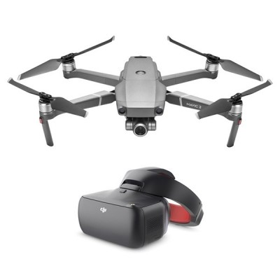 Dji Mavic 2 Zoom with Goggles