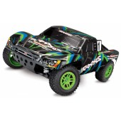 Traxxas Slash 4wd Brushed TQ Green