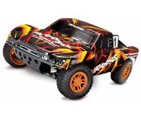 Traxxas Slash 4wd RTR Brushed TQ Arancio