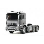 Tamiya Kit Traktor Mercedes Arocs 3363 6x4 Classic Space 1/ 14 Gun Metal