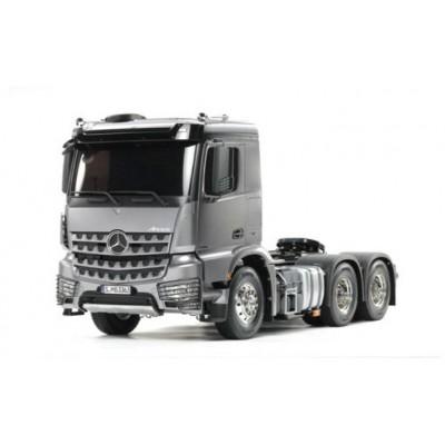 Tamiya Kit Camion Mercedes Arocs 1/ 14 Gun Metal