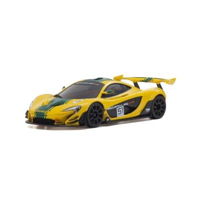 Kyosho Mini-Z RWD McLaren P1 GTR Yellow