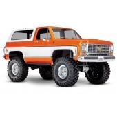 Traxxas TRX4 Chevy Blazer RTR Arancio