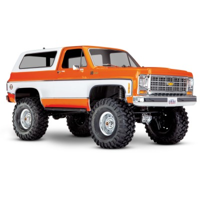 Traxxas TRX4 Chevy Blazer RTR Orange