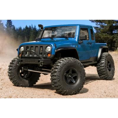 Mst Cfx-W JP1 4WD RTR Blue 1 /10