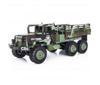 Funtek CR6 Military Truck 6x6 1/ 16 with Lights RTR Camo