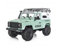 Funtek Raid Mini Scaler 1 /12 RTR Green