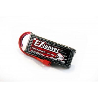 1600 MAH 2S 7,4V - 25C - Battery pack