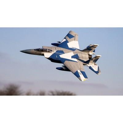 E-flite F-15 Eagle 64mm EDF AS3X SAFE BNF