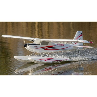 E-flite Timber 1.5m With Floats BNF Basic