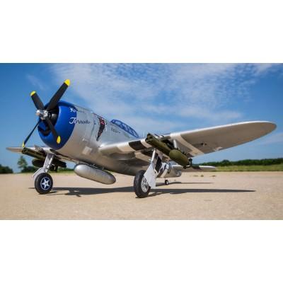 E-flite P-47 Razorback BNF Basic Safe 1200mm