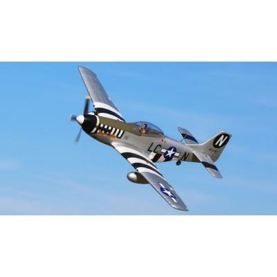 E-flite P-51D Mustang BNF Basic Safe 1200mm