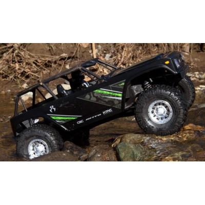 Axial Wraith 1 .9 Crawler 1 /10 4WD RTR Black