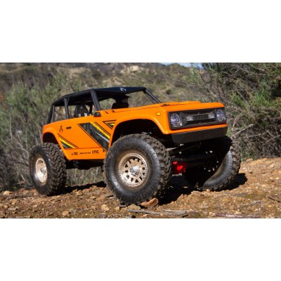 Axial Wraith 1 .9 Crawler 1 /10 4WD RTR Orange