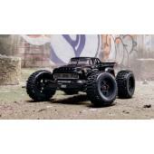 Arrma Notorious 6S 4WD BLX 1 /8 Stunt Truck RTR Black
