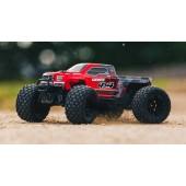 Arrma Granite 4x4 Mega Brushed 1 /10 Monster Truck RTR Red