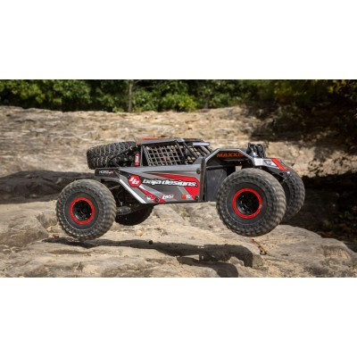 Losi Super Rock Rey 1: 6 Scale Rock Racer R /C Brushless AVC RTR Baja Designs