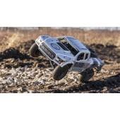 Losi Ford Raptor Baja Rey 1/ 10 Desert Racer Brushless RTR Silver