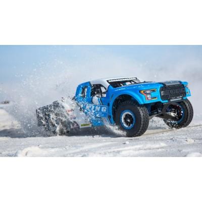 Losi Ford Raptor Baja Rey 1/ 10 Desert Racer Brushless RTR Blue