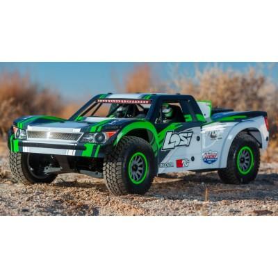Losi Super Baja Rey Desert Truck 1 /6 Scale 4WD Brushless AVC RTR Black