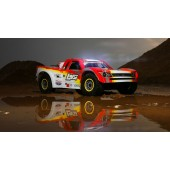 Losi Super Baja Rey Desert Truck 1 /6 Scale 4WD Brushless AVC RTR Red