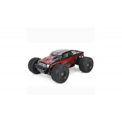 ECX Ruckus Monster Truck 1: 18 4wd RTR Red