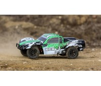 ECX Torment Short Course Truck 1: 10 4wd RTR Green