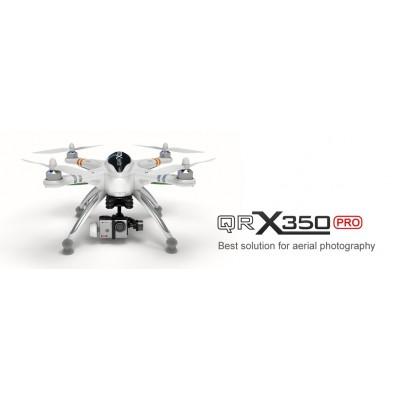 Drone Walkera QR X350 PRO G2D Gimbal ilook mode2