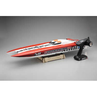 Kyosho Hurricane 900 VE Race Boat Rc Speedboat Readyset