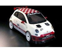 Fiat 500 Abarth Assetto Corse 1/ 9 ARTR 4wd Paited Body