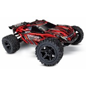 Traxxas Rustler 4x4 Brushed RTR Red