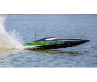 Proboat Sonicwake 36 Deep-V Self-Righting Brushless Boat RTR