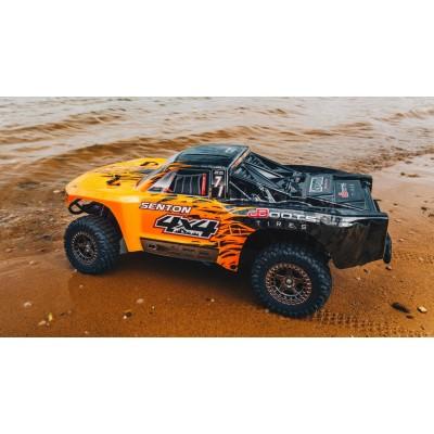 Arrma Senton 3S 4WD BLX 1/10 Short Course RTR Orange