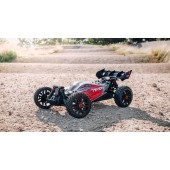 Arrma Typhon 3S 4WD BLX 1 /8 Buggy RTR Red Grey