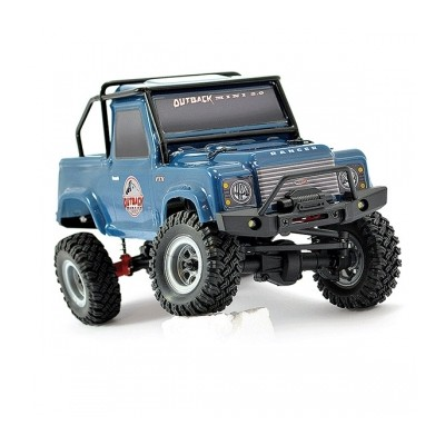 FTX Outback Mini 2 4x4 Scaler 1/ 24 RTR Deep Blue