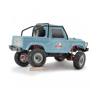 FTX Outback Mini 2 4x4 Scaler 1/ 24 RTR Light Blue