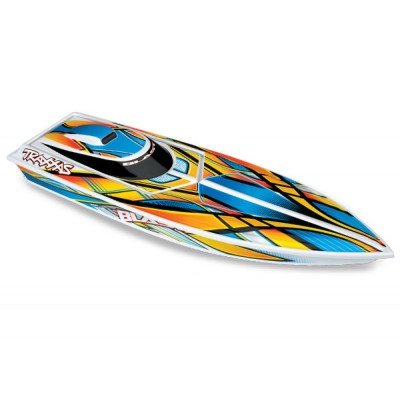 Traxxas Blast rc Boat RTR TQ Orange