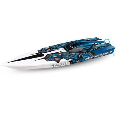 Traxxas Spartan Blue